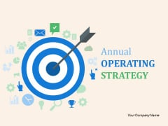 Annual Operating Strategy Ppt PowerPoint Presentation Complete Deck With Slides