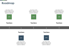 Annual Operative Action Plan For Organization Roadmap Ppt Icon Slide Portrait PDF