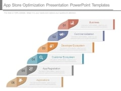 App Store Optimization Presentation Powerpoint Templates