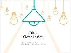 Application Life Cycle Analysis Capital Assets Idea Generation Topics PDF