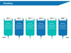 Application Lifecycle Management ALM Timeline Infographics PDF
