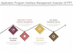 Application Program Interface Management Example Of Ppt