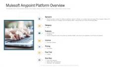 Application Programming Interface Marketplace Mulesoft Anypoint Platform Overview Icons PDF
