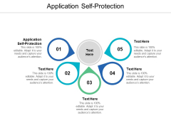 Application Self Protection Ppt PowerPoint Presentation Show Guidelines Cpb