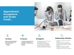 Appointment Acceptance And Scope Contd Ppt PowerPoint Presentation Model Shapes