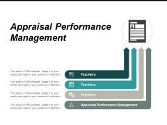 Appraisal Performance Management Ppt PowerPoint Presentation Pictures Designs Download Cpb