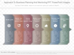 Approach To Business Planning And Mentoring Ppt Powerpoint Images