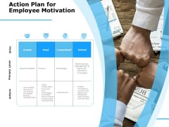 Approaches Talent Management Workplace Action Plan For Employee Motivation Background PDF