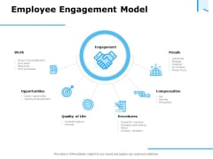 Approaches Talent Management Workplace Employee Engagement Model Sample PDF