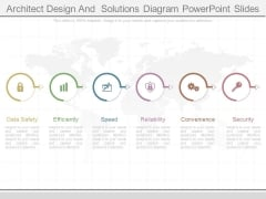 Architect Design And Solutions Diagram Powerpoint Slides
