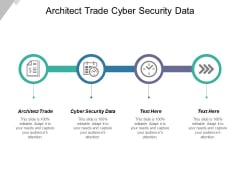 Architect Trade Cyber Security Data Ppt PowerPoint Presentation Gallery Layouts