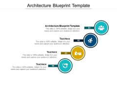 Architecture Blueprint Template Ppt PowerPoint Presentation Layouts Visuals Cpb Pdf