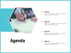Architecture For System Integration Agenda Ppt Outline Examples PDF