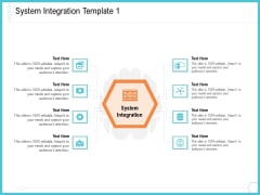Architecture For System Integration Template 1 Ppt Icon Objects PDF