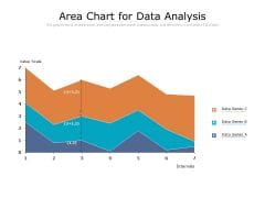 Area Chart For Data Analysis Ppt PowerPoint Presentation Icon Backgrounds