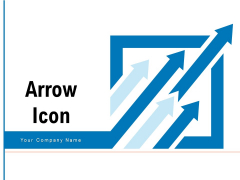 Arrow Icon Direction Location Ppt PowerPoint Presentation Complete Deck