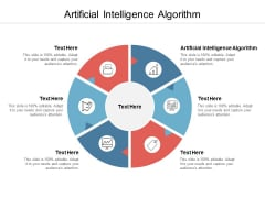 Artificial Intelligence Algorithm Ppt PowerPoint Presentation Portfolio Graphics Pictures Cpb