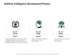 Artificial Intelligence Development Phases Ppt PowerPoint Presentation Infographic Template Styles