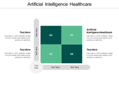 Artificial Intelligence Healthcare Ppt PowerPoint Presentation Portfolio Maker Cpb