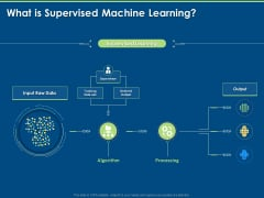 Artificial Intelligence Machine Learning Deep Learning What Is Supervised Machine Learning Ppt PowerPoint Presentation Styles Microsoft PDF