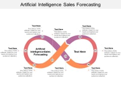 Artificial Intelligence Sales Forecasting Ppt PowerPoint Presentation Layouts Graphics Design Cpb