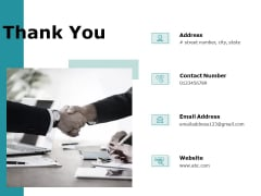 Artificial Intelligence Thank You Ppt Outline Influencers PDF