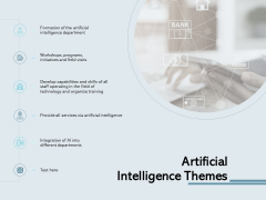 Artificial Intelligence Themes Department Ppt PowerPoint Presentation Gallery Icons