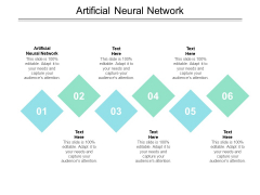 Artificial Neural Network Ppt PowerPoint Presentation Outline Icons Cpb Pdf