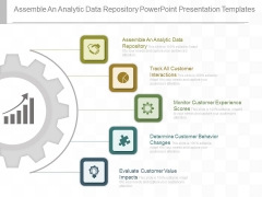 Assemble An Analytic Data Repository Powerpoint Presentation Templates