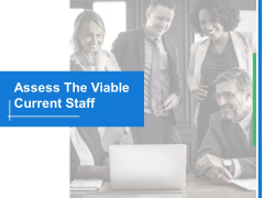 Assess The Viable Current Staff Ppt PowerPoint Presentation Professional Examples