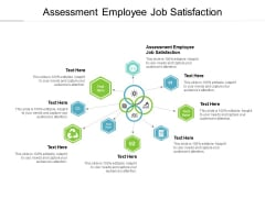 Assessment Employee Job Satisfaction Ppt PowerPoint Presentation Infographic Template Background Images Cpb