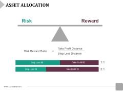 Asset Allocation Ppt PowerPoint Presentation Slides Structure