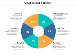 Asset Based Finance Ppt PowerPoint Presentation Infographics Influencers Cpb