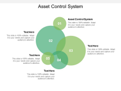 Asset Control System Ppt PowerPoint Presentation Outline Infographics Cpb Pdf