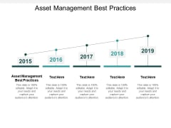 Asset Management Best Practices Ppt PowerPoint Presentation Outline Aids Cpb