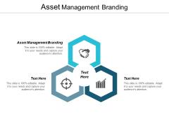 Asset Management Branding Ppt PowerPoint Presentation Infographics Influencers Cpb