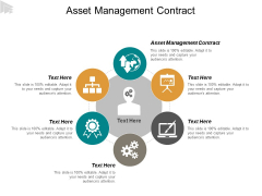 Asset Management Contract Ppt PowerPoint Presentation Model Picture Cpb