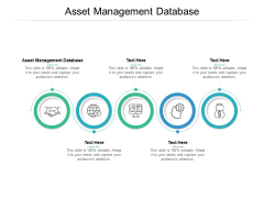 Asset Management Database Ppt PowerPoint Presentation Infographics Outline Cpb