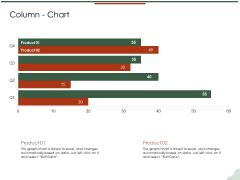 Asset Management Lifecycle Optimization Procurement Column Chart Inspiration PDF