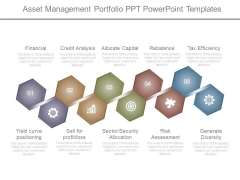 Asset Management Portfolio Ppt Powerpoint Templates