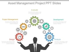 Asset Management Project Ppt Slides