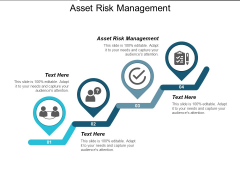 Asset Risk Management Ppt PowerPoint Presentation Icon Slideshow Cpb