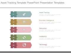 Asset Tracking Template Powerpoint Presentation Templates