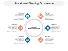 Assortment Planning Ecommerce Ppt PowerPoint Presentation Portfolio Design Ideas Cpb