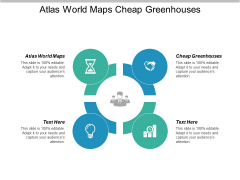 Atlas World Maps Cheap Greenhouses Ppt PowerPoint Presentation Gallery Guide