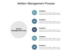Attrition Management Process Ppt PowerPoint Presentation Show Graphics Template