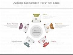 Audience Segmentation Powerpoint Slides