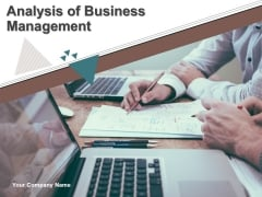 Audit Of Business Continuity Management Ppt PowerPoint Presentation Show