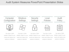 Audit System Measures Ppt PowerPoint Presentation Example 2015