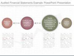 Audited Financial Statements Example Powerpoint Presentation